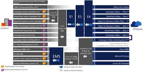 Office 365 Portal Ems Licencjonowanie Pakietu Enterprise Cloud Suite Integrity