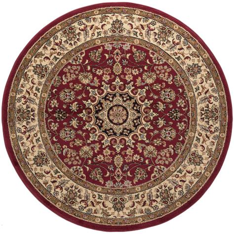 Rugs 3 X 5 tayse rugs elegance 5 ft 3 in x 5 ft 3 in indoor area rug 5390 6 the