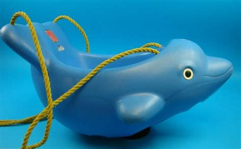 step 2 dolphin swing step 2 little tikes dolphin toddler baby swing gym play ebay