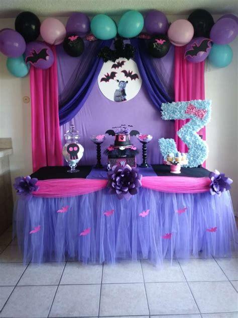 Vampirina Birthday Party Ideas   Photo 1 of 8   Catch My Party