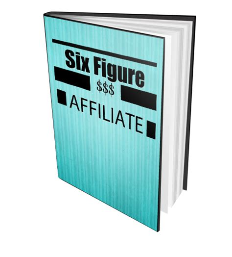 affiliate marketing launch a six figure business with clickbank products affiliate links affiliate program and marketing business books 5 im plr ebooks