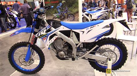 tm motocross bikes 2015 tm racing en 250fi motocross bike walkaround 2014