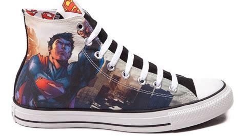 Harga Converse X Dc Comic 2017 converse dc comics shoes collection releases