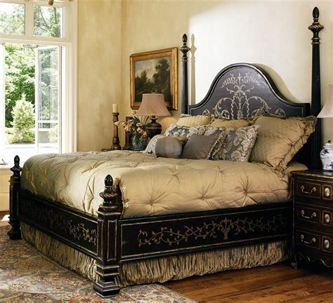 4 high end master bedroom set manor home collection