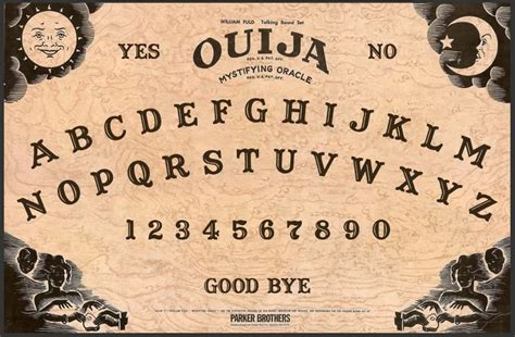 printable ouija board instructions ouija board
