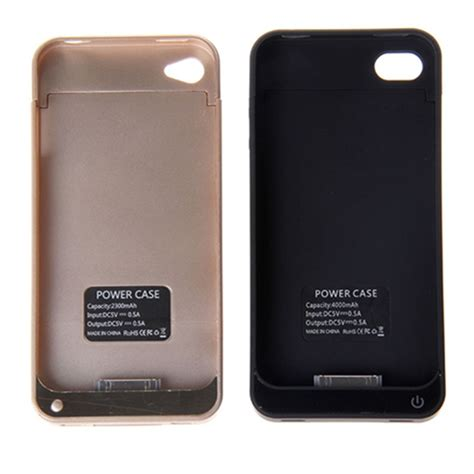 Power Bank Iphone 4s 4000mah portable power bank for iphone 4 4s external