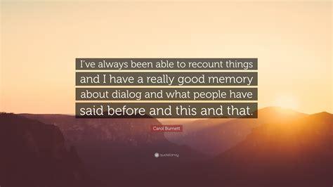 recount text biography albert einstein carol burnett quote i ve always been able to recount