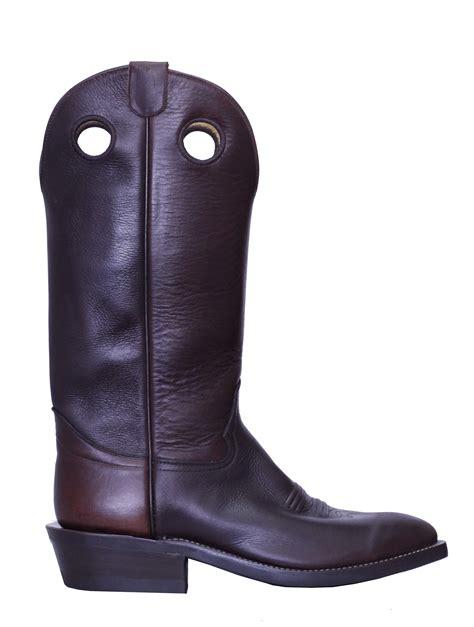 Handmade Buckaroo Boots - handmade boots drew s buckaroo cowboy boot style drh214