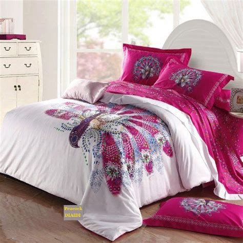unique bed sheets diaidi unique peacock bedding bedding pinterest