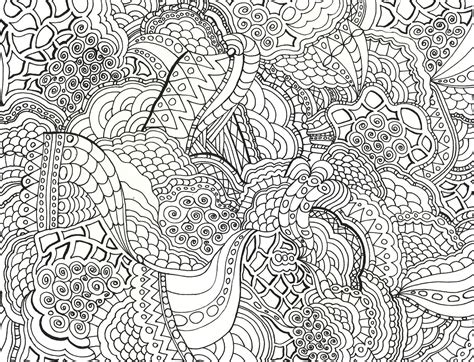 Intricate Coloring Pages Adults intricate design coloring pages coloring home