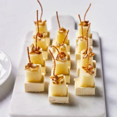 Cellar Ideas Glynn Purnell S Christmas Canap 233 S Cheese Amp Pineapple Sticks