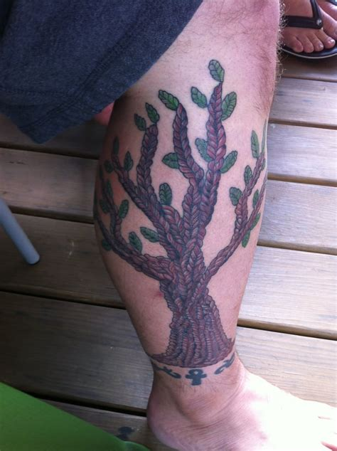 fat rams tattoo knitted tree done by ram yelp