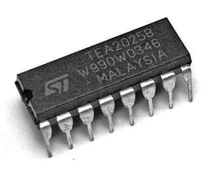 Ic Tea2025b Tea 2025 B Tea2025 tea2025 2 5w analog audio lifier hub360