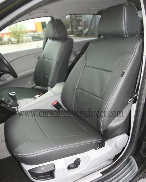 bmw car cover 5 series bmw 5 series e60 black seat covers car seat covers direct