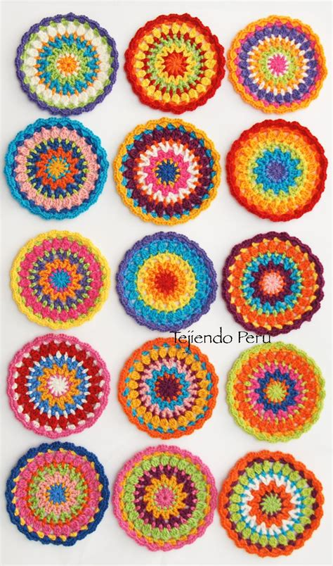 https www pinterest com mandalas tejidas a crochet video tutorial del paso a