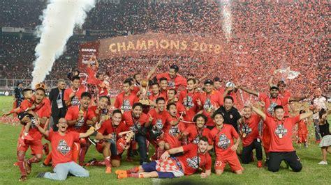 persija juara liga indonesia