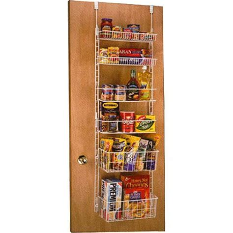 Door Rack by Walk In Pantry Storage Systems Home Designs Project