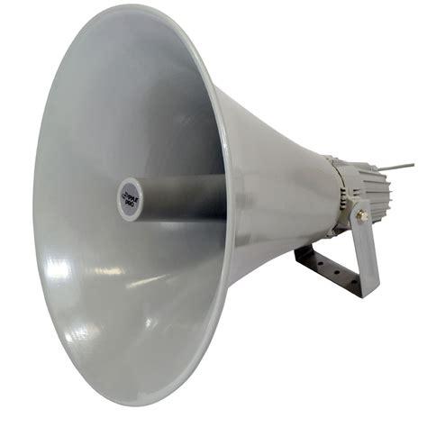 Speaker Horn new pyle phsp20 19 5 indoor outdoor 100w pa horn speaker