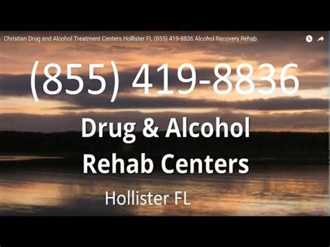Christian Detox Rehab Centers by Christian And Treatment Centers Hollister Fl