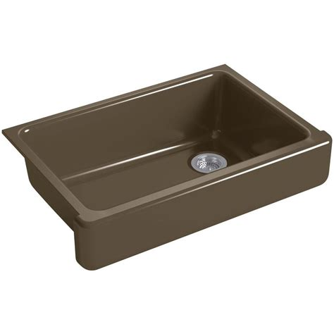 kohler farm sink 33 kohler whitehaven undermount farmhouse apron front cast