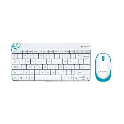 Keyboard Logitech Biasa dapatkan potongan 269 900 pembelian gt gt logitech mk240 mouse and keyboard combo wireless white