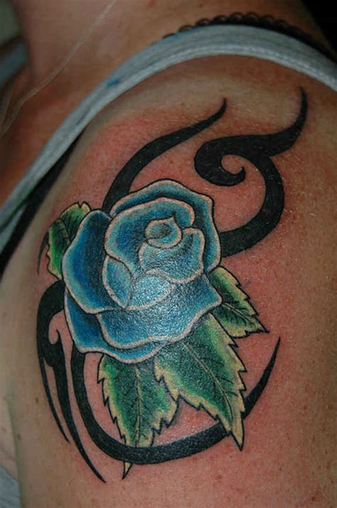 achievement tattoo designs 37 exclusive blue tattoos and designs