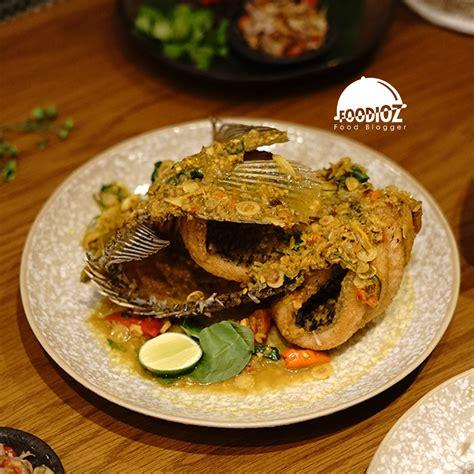 putu  flavors  bali senayan city central jakarta