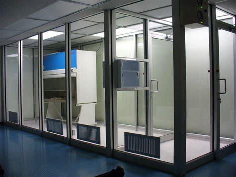 modular clean rooms iso tech design