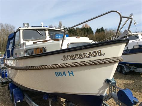 pilot boat for sale hardy pilot boat for sale quot roscreagh quot at jones boatyard