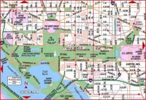 washington dc map of cities map of washington dc usa