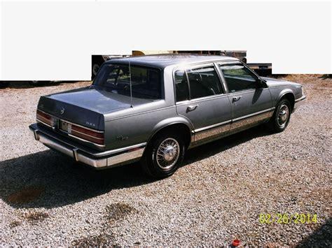 1987 buick park avenue for sale