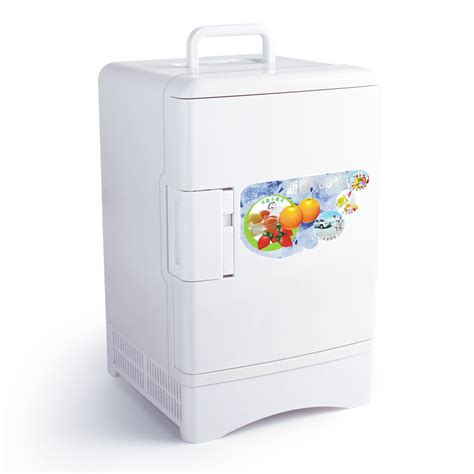 Portable L by Portable Freezer 13 5 L Mini Fridge Home Dual Use Compact