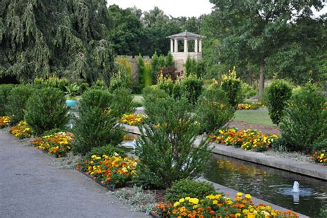 Korea Garden Yonkers by In Praise Of The Mundane Marigold India Real Time Wsj