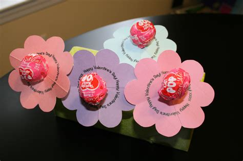 free printable valentine flowers valentine s day lollipop flowers with free printables a
