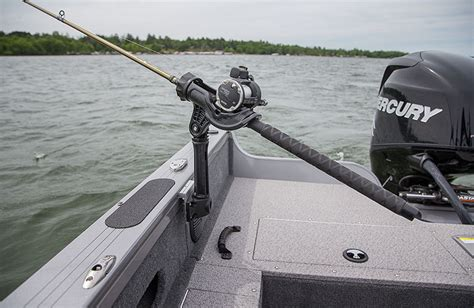 princecraft fishing boat accessories crestliner 1750 fish hawk aluminum multi species fishing