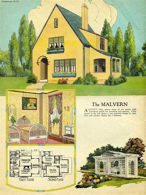 radford house plans 1925 radford malvern love the design of the house but this print would be cool if