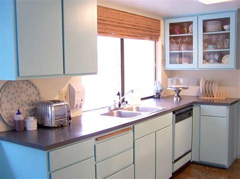 Julie S Light Blue Kitchen 2 Hooked On Houses Light Blue Kitchen