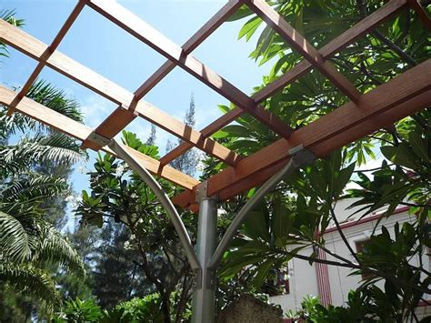do it yourself aluminum pergola kits pergola design ideas