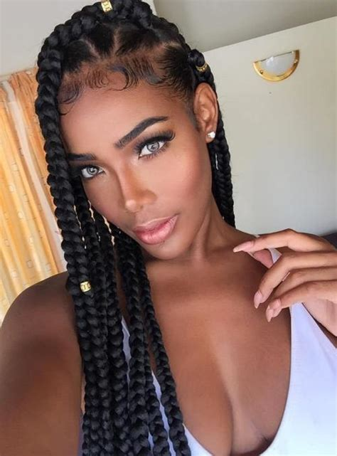 pics of dookie braids 20 eye catching ways to style dookie braids