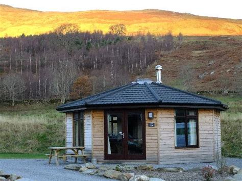 lovely cabin picture of loch tay highland lodges killin