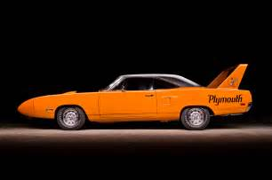 Dodge Superbird Amazing 1970 Plymouth Superbird Sets New Benchmark For