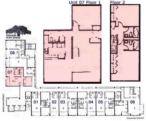 waikiki banyan floor plan banyan tree plaza honolulu hawaii condo by hicondos com