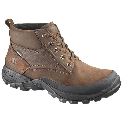merrell work boots merrell 174 arlberg waterproof boots 211892 casual shoes