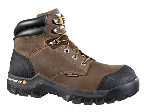 stomp in style work boots for safety comfort and