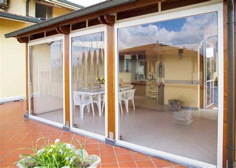 veranda in pvc prezzi verande tecnofinestra