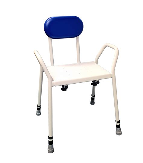 small shower seat with back shower stool medline shower stool with microban height
