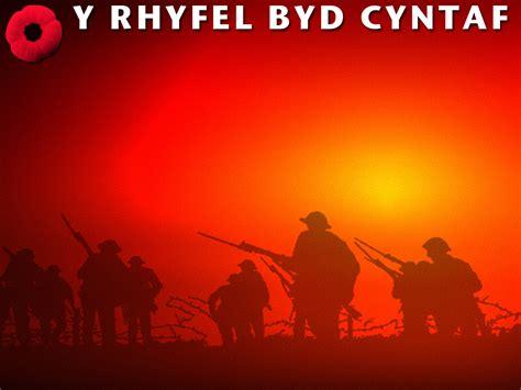 Y Rhyfel Byd Cyntaf Powerpoint Template 1 Adobe Education Exchange World War 2 Powerpoint Template