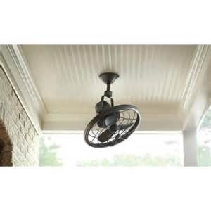 Small Oscillating Ceiling Fan Home Decorators Collection Bentley Ii 18 In Outdoor