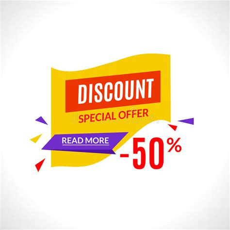 announcement of new discount offer template sample form