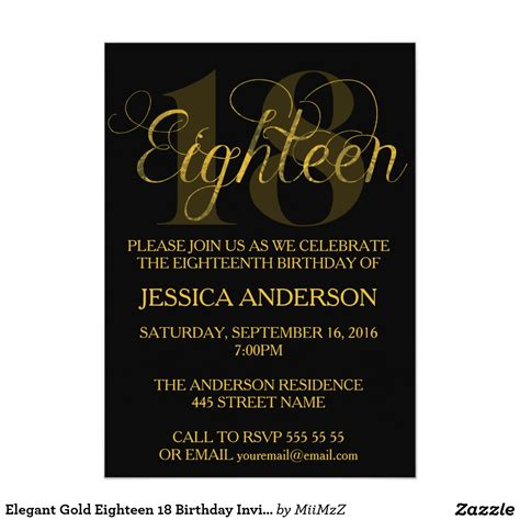 18th birthday invitation templates free free 18th birthday invitations wording bagvania free